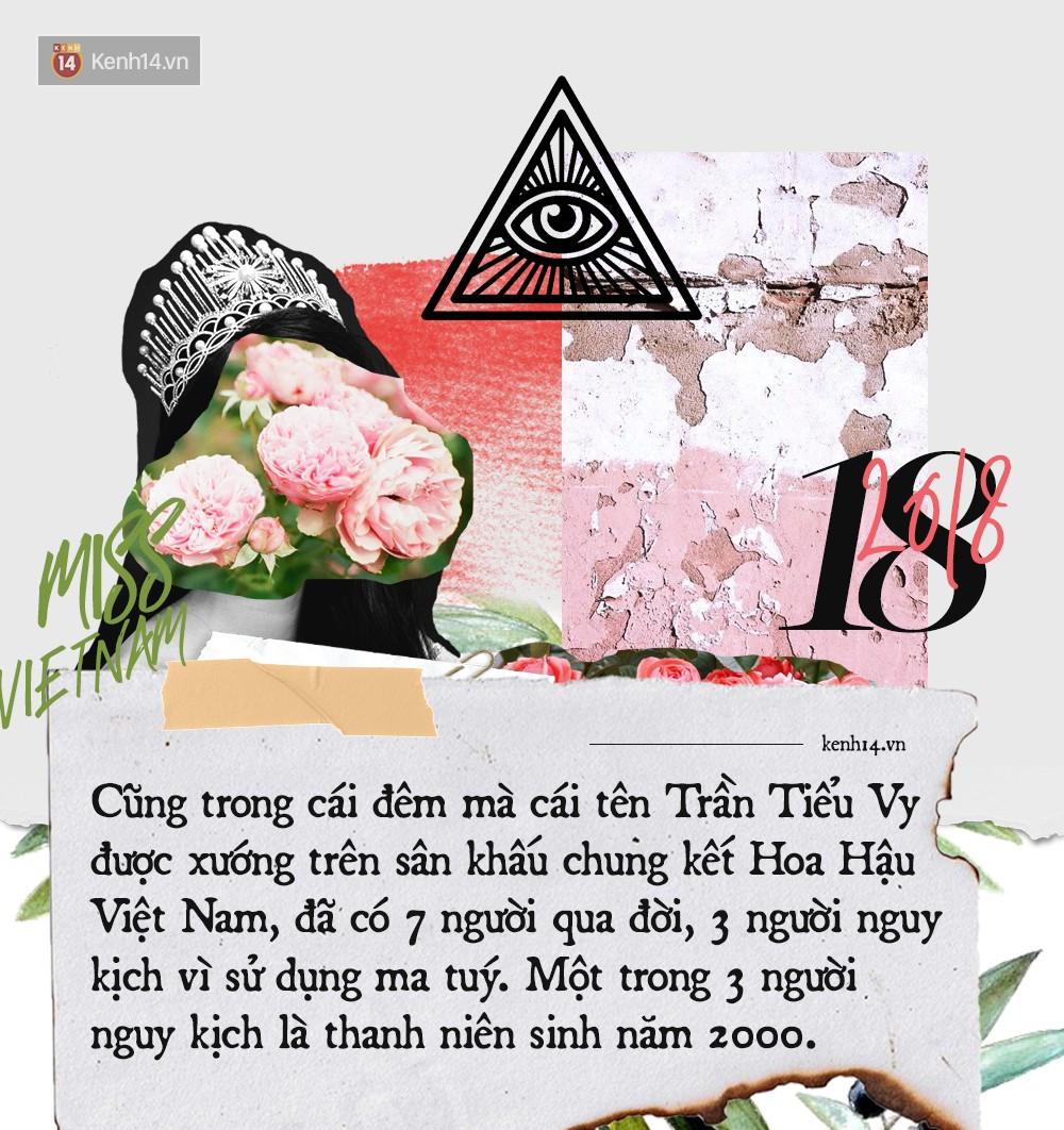 Sinh năm 2000, Trần Tiểu Vy đăng quang Hoa Hậu Việt Nam 2018, thời của 10x đã bắt đầu đến rồi! 4