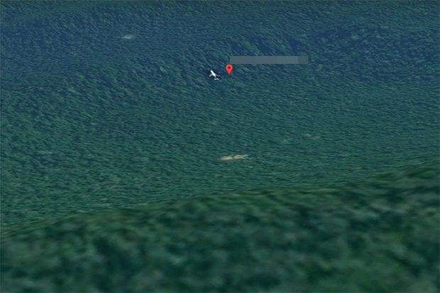Phát hiện hình ảnh rõ ràng nhất của MH370 gần miệng núi lửa 2
