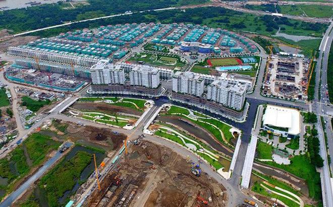 TP HCM công bố việc xử lý sai phạm ở khu đô thị mới Thủ Thiêm 2