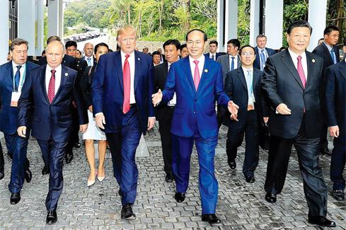 Những hình ảnh ấn tượng của Chủ tịch nước Trần Đại Quang qua các sự kiện 5