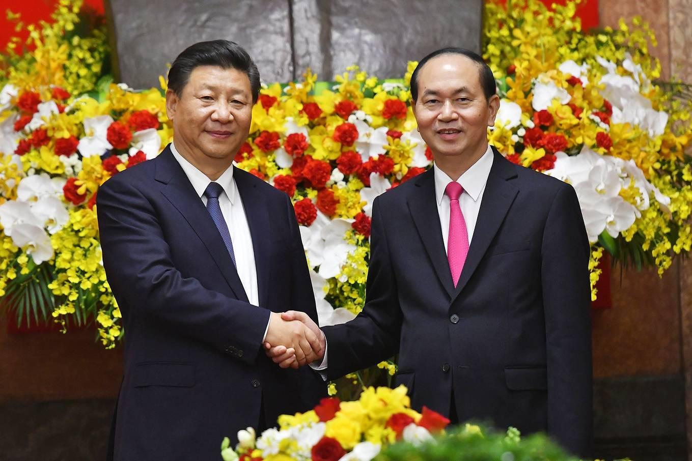 Những hình ảnh ấn tượng của Chủ tịch nước Trần Đại Quang qua các sự kiện 7