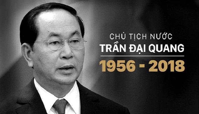 Những phát ngôn ấn tượng của Chủ tịch nước Trần Đại Quang 1