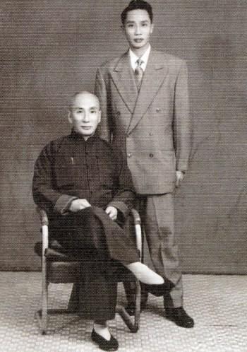 """Con trai Diệp Vấn thi triển Vịnh Xuân Quyền ở tuổi 95 khiến giới võ lâm """"bái phục"""" 2"""