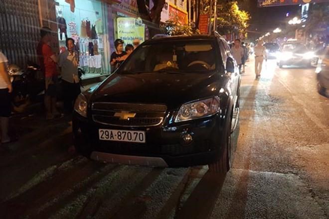 Danh tính 3 đối tượng đi ô tô, táo tợn dùng vũ khí cướp tiệm vàng ở TP Sơn La 2