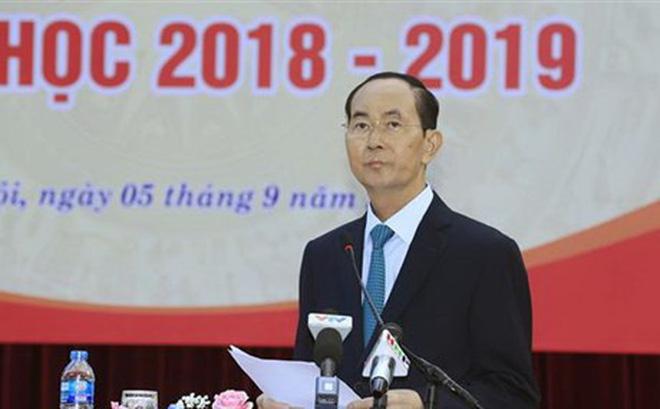 Các nước Mỹ Latinh ca ngợi vai trò của Chủ tịch nước Trần Đại Quang 1