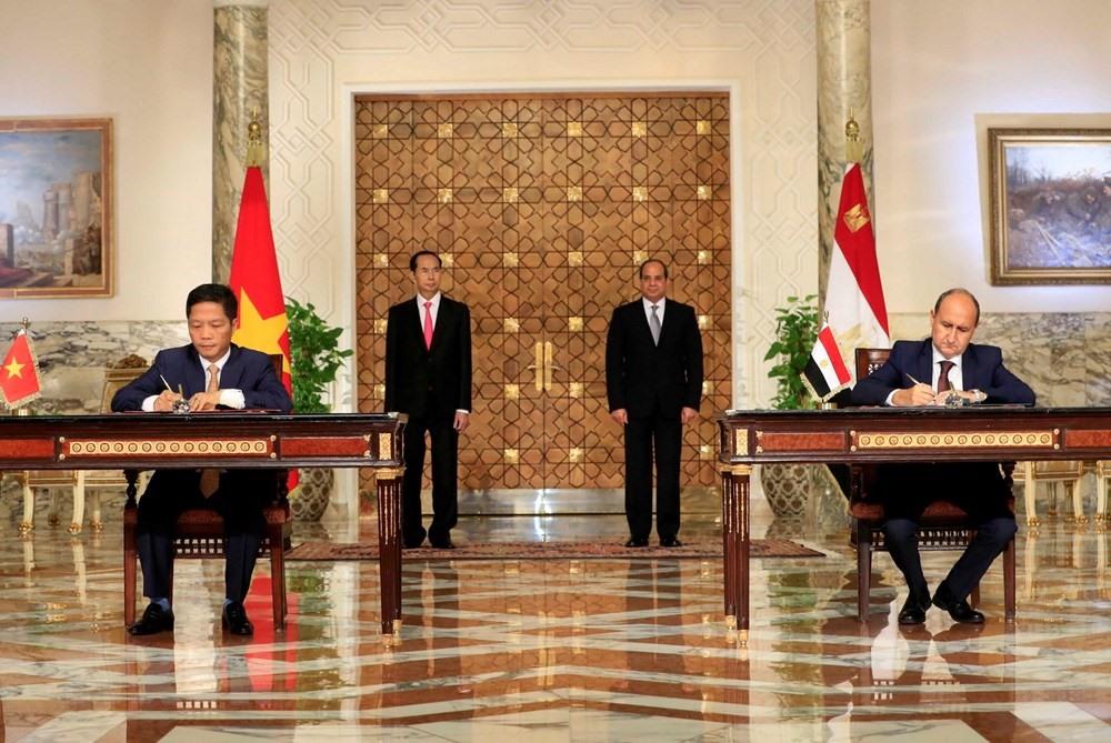Chuyến thăm nước ngoài cuối cùng của Chủ tịch nước Trần Đại Quang 6