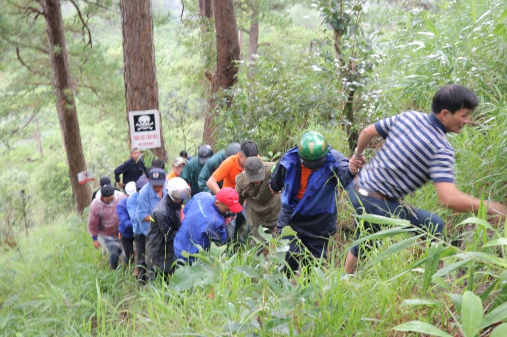 Tạm dừng mọi tour du lịch mạo hiểm vượt thác Datanla, Đà Lạt sau vụ một du khách Hàn Quốc thiệt mạnh 1