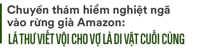 Chuyến thám hiểm nghiệt ngã vào rừng già Amazon: Cả đoàn biến mất, không ai lý giải nổi 1