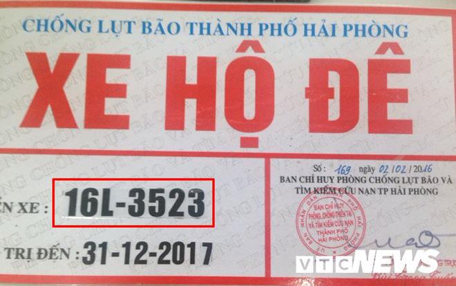 Siêu xe Cadilac gắn biển 'xe hộ đê' trốn phí trên cao tốc Hà Nội - Hải Phòng 1