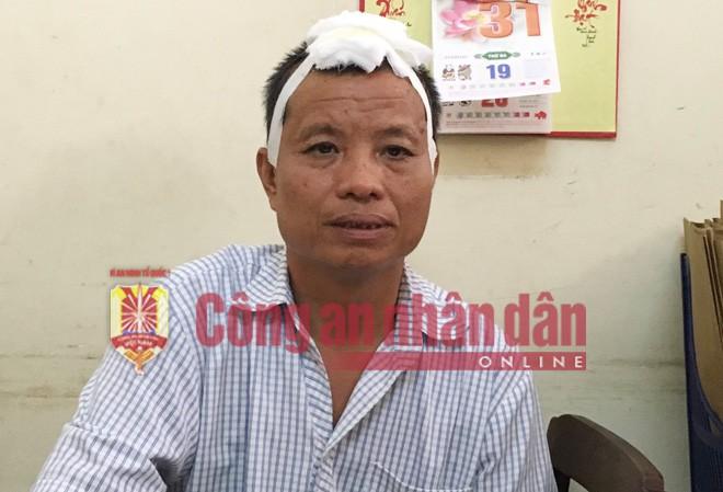 Nghi phạm giết 3 người ở Thái Nguyên khai mất ngủ, nghĩ đến mâu thuẫn nên cay cú đi gây án - Ảnh 1.