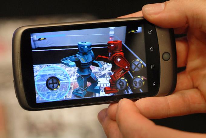 Hình ảnh Android 10 năm tuổi: Nhìn lại những sản phẩm thành công và thất bại số 3