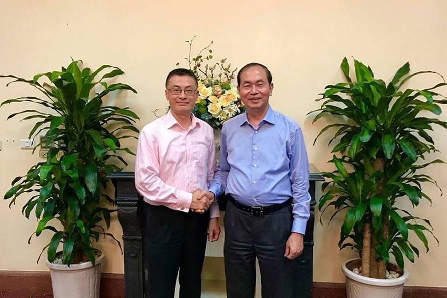 Kỷ niệm xúc động với Chủ tịch nước Trần Đại Quang qua lời kể của đại sứ 1