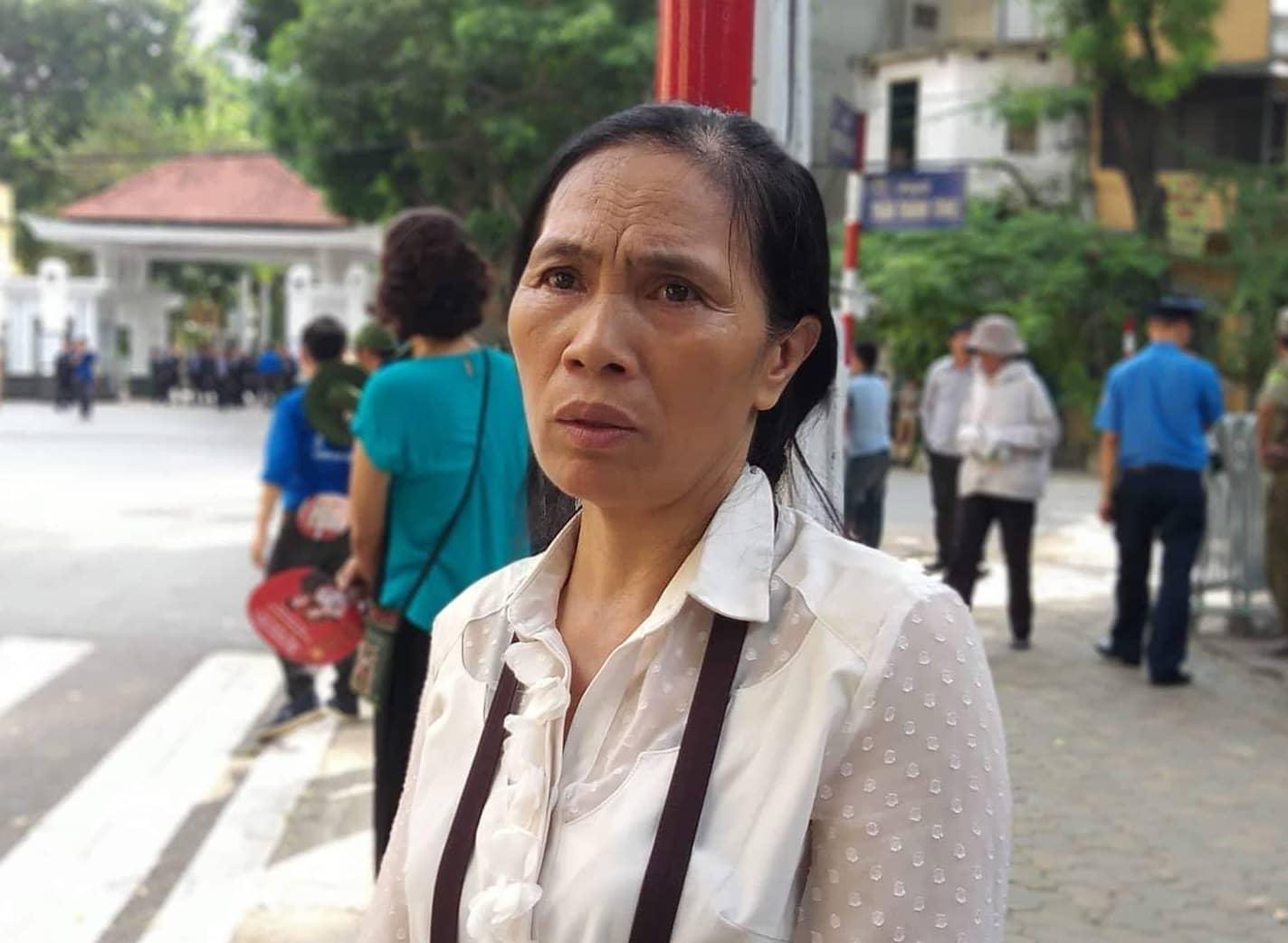 Những hình ảnh xúc động trong tang lễ Chủ tịch nước Trần Đại Quang 5