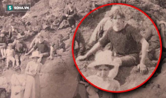 Bức ảnh chụp cách đây 101 năm vạch trần xuyên không là có thật? 2