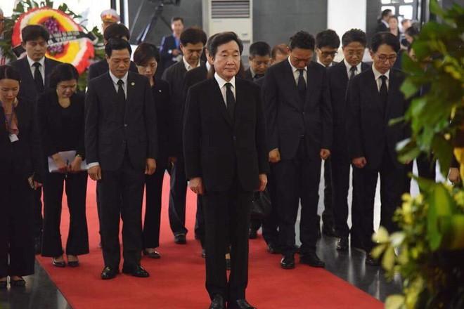 Thủ tướng Hàn Quốc ghi sổ tang: Chủ tịch nước Trần Đại Quang là nhà lãnh đạo cả thế giới tôn trọng 3