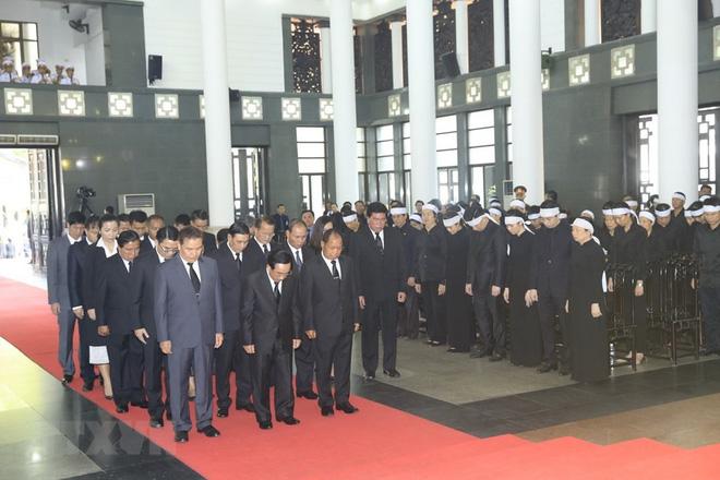 Thủ tướng Hàn Quốc ghi sổ tang: Chủ tịch nước Trần Đại Quang là nhà lãnh đạo cả thế giới tôn trọng 1