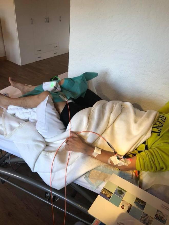Góc khuất đằng sau ánh hào quang của sao Việt: Người nhập viện vì kiệt sức, người phải cấy tế bào tươi để trẻ hoá cơ thể 7