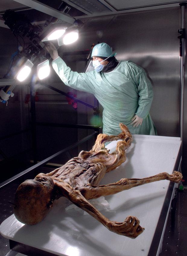 Tiết lộ khó tin về hình xăm cổ nhất thế giới trên xác ướp 5.300 tuổi 1