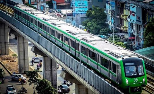 Giá vé đường sắt Cát Linh - Hà Đông sẽ cao hơn xe buýt 1