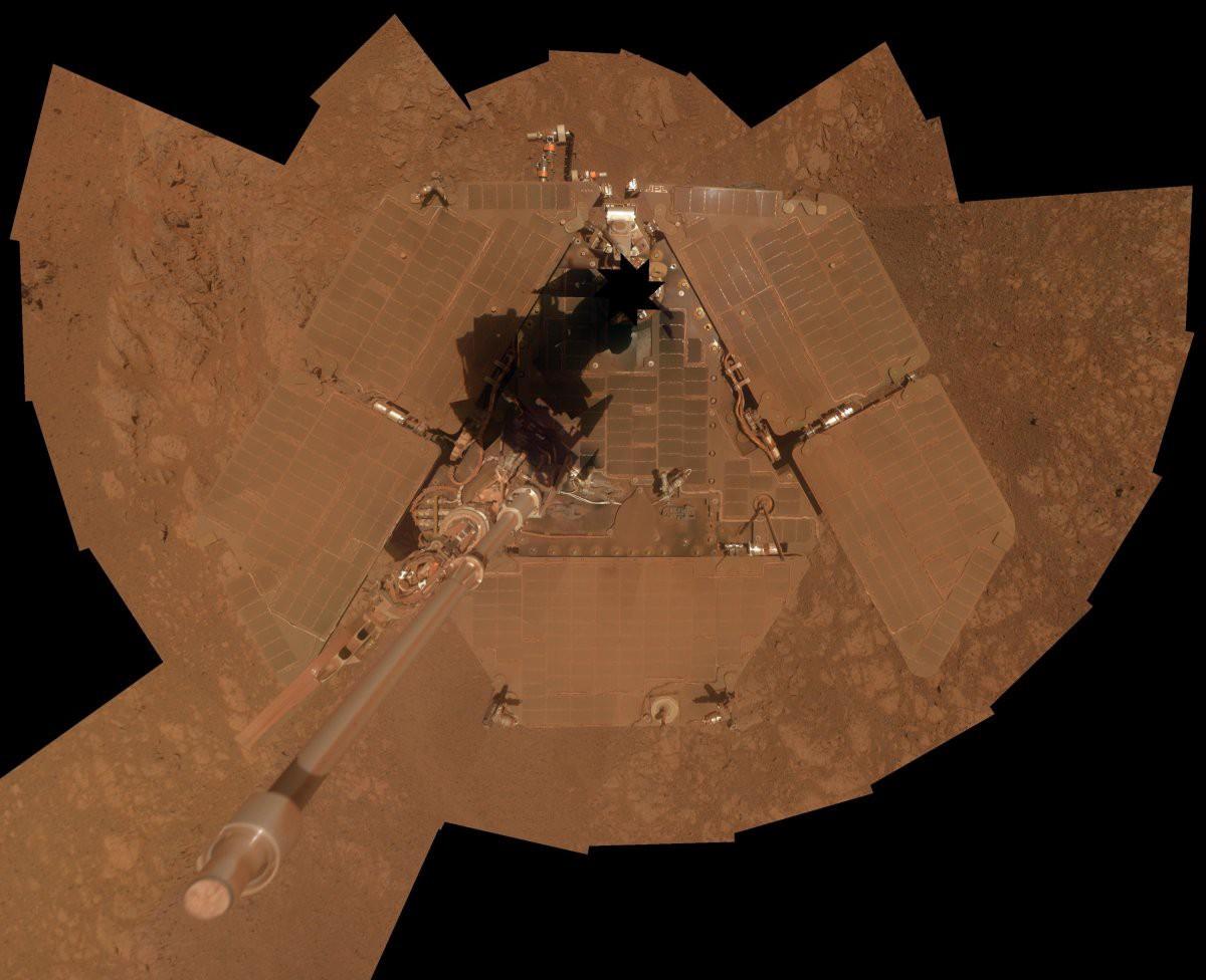 Cuối cùng NASA cũng đã tìm ra robot bị mất tích trên sao Hỏa, nhưng họ vẫn chưa vui - Ảnh 1.