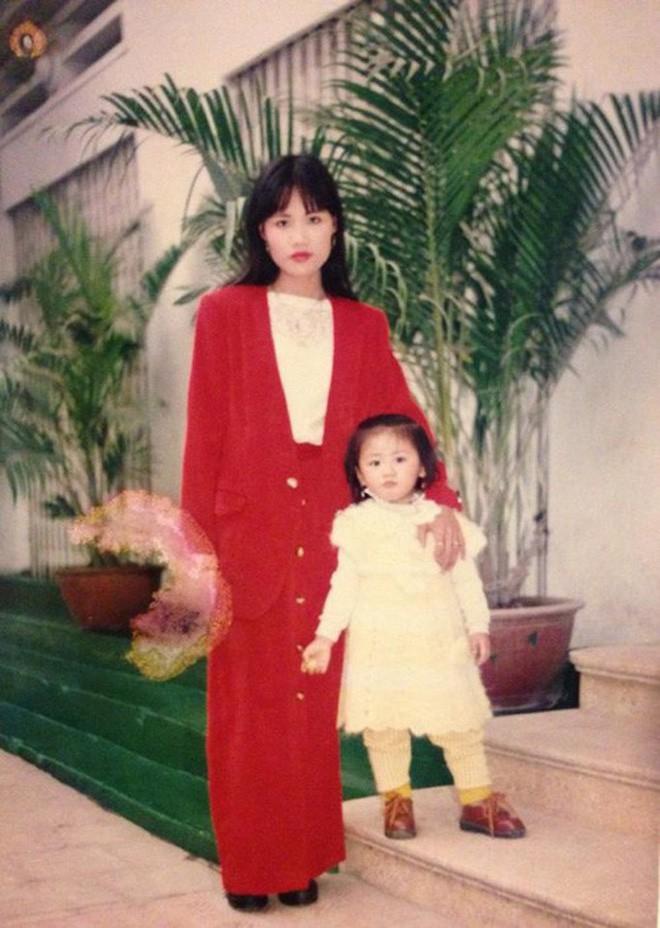 """Ngắm ảnh thời thơ ấu của sao Việt: Người đáng yêu, người gây bất ngờ với ngoại hình """"hai lúa"""" 8"""