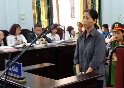 Vụ 103 cháu bé bị sùi mào gà: Nữ y tá từ chối luật sư, muốn tự bào chữa 1