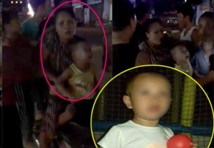 Thông tin mới nhất về người phụ nữ lạ mặt trong vụ nghi vấn bắt cóc bé trai 3 tuổi ở Hà Nội 1