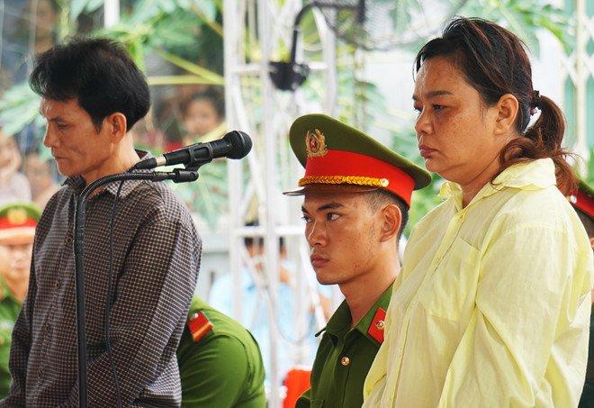 Hình ảnh Cặp vợ chồng giết chủ nợ rồi trói xác phi tang ở Đà Nẵng lĩnh án số 1