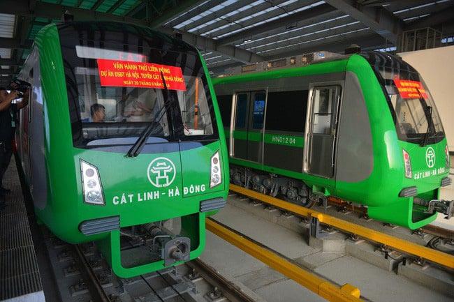 Tuyến đường sắt Cát Linh – Hà Đông được quy hoạch kéo dài thêm khoảng 20 km 1