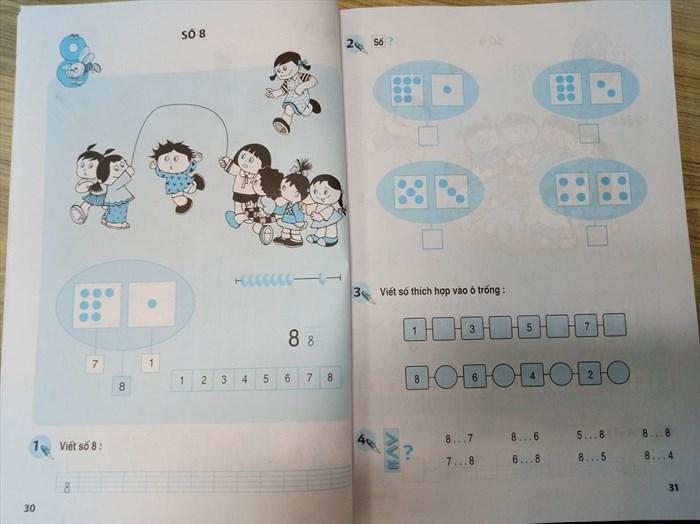 Hình ảnh Bộ Giáo dục khẳng định chỉ thị học sinh không được viết vào sách giáo khoa bị hiểu lầm số 2