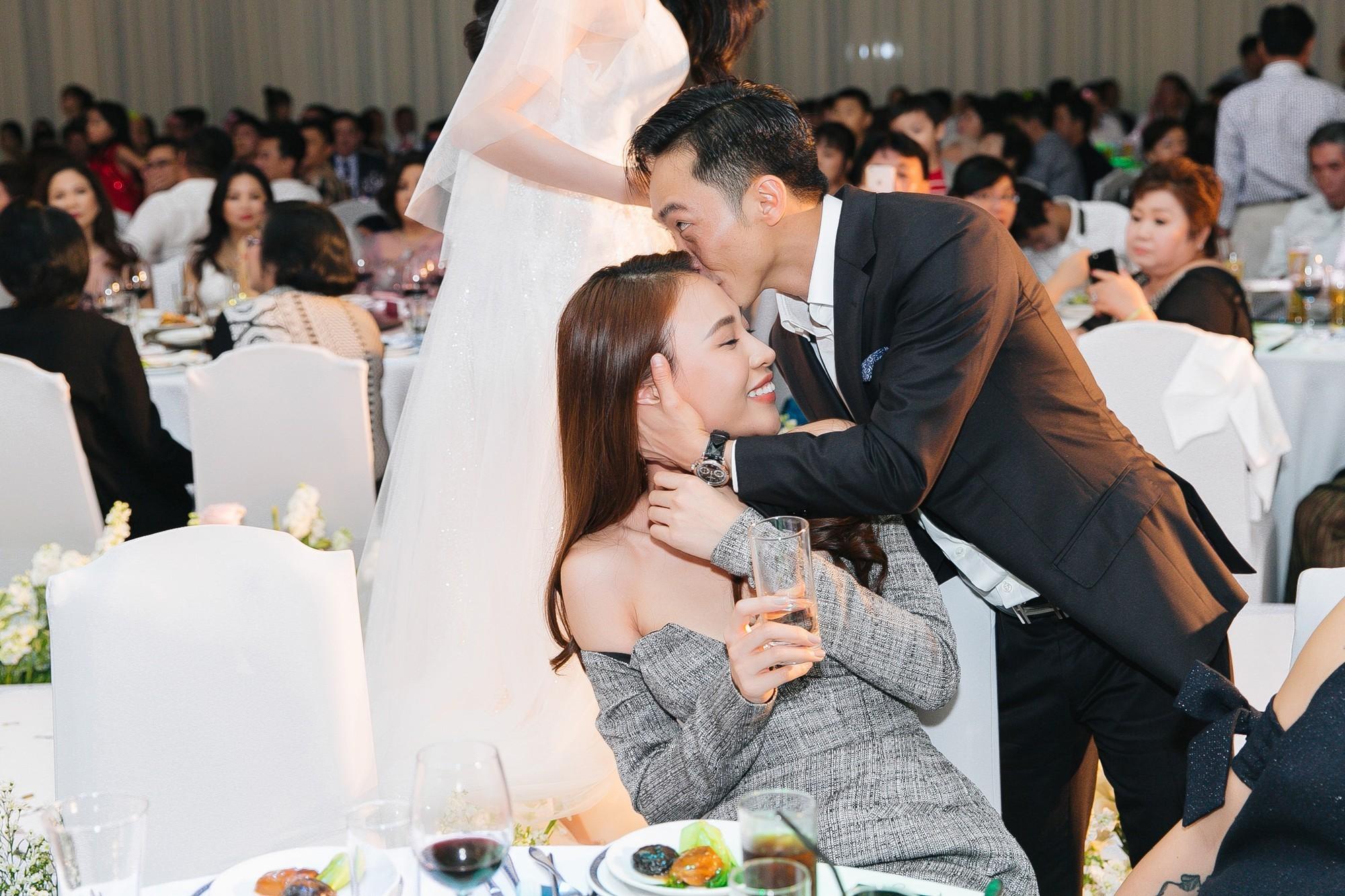 Cường Đô La gây bất ngờ khi công khai gọi Đàm Thu Trang là vợ 1