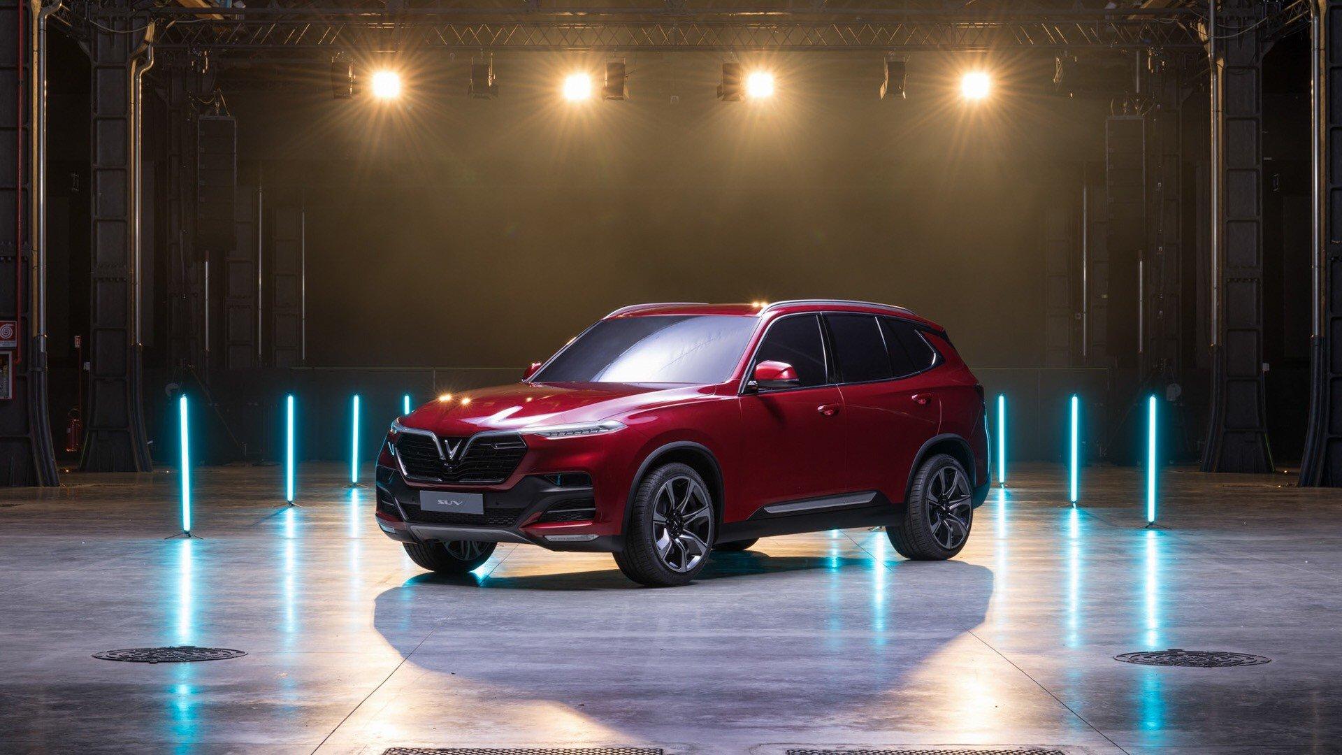 VinFast chính thức công bố tên 2 mẫu xe đầu tiên LUX A2.0 và LUX SA2.0 2