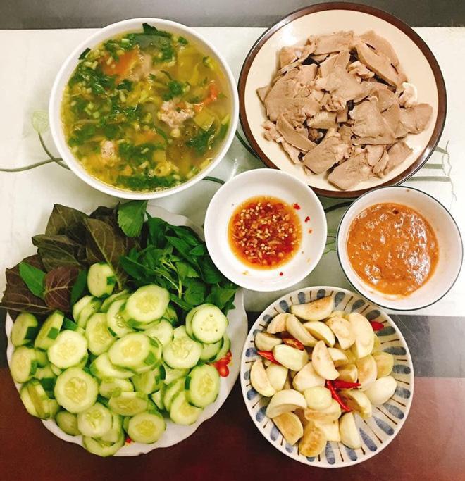 Chi 7 triệu/tháng tiền chợ cho nhà 4 người, mẹ đảm Sài Gòn ngày nào cũng nấu cơm nhà thịnh soạn, bố mẹ chồng mê tít 12