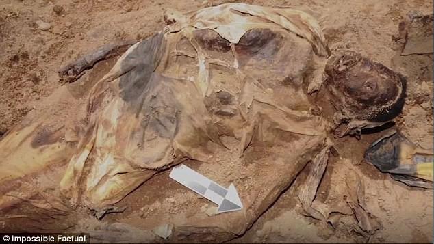 Danh tính bí ẩn của xác chết hơn 150 năm tuổi trong quan tài sắt được hé lộ 3