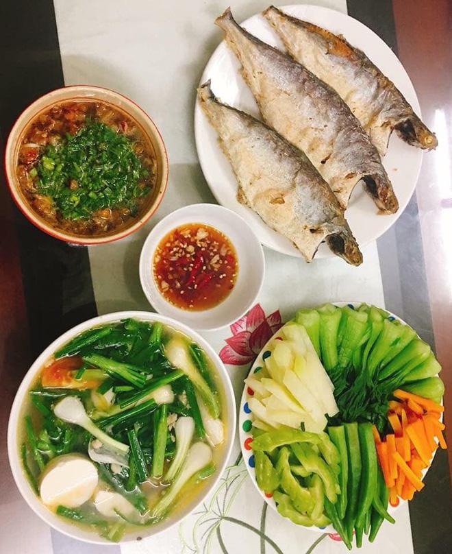 Chi 7 triệu/tháng tiền chợ cho nhà 4 người, mẹ đảm Sài Gòn ngày nào cũng nấu cơm nhà thịnh soạn, bố mẹ chồng mê tít 6
