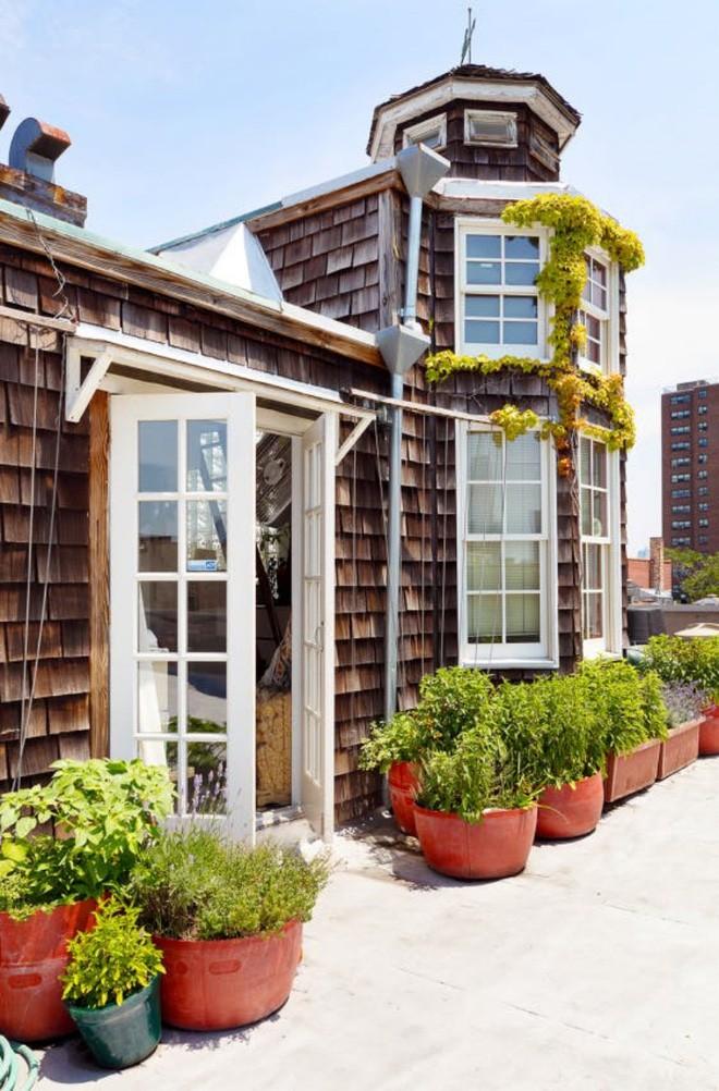 Căn hộ nhỏ xây trên sân thượng tòa chung cư cũ có gì đặc biệt khi được rao bán với giá gần 82 tỷ đồng? 4