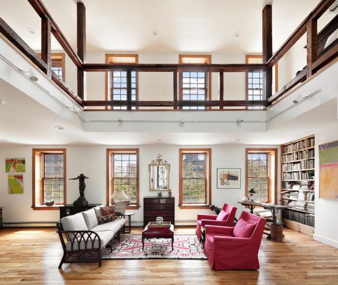 Căn hộ nhỏ xây trên sân thượng tòa chung cư cũ có gì đặc biệt khi được rao bán với giá gần 82 tỷ đồng? 6