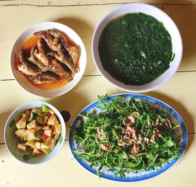 Chi 7 triệu/tháng tiền chợ cho nhà 4 người, mẹ đảm Sài Gòn ngày nào cũng nấu cơm nhà thịnh soạn, bố mẹ chồng mê tít 26