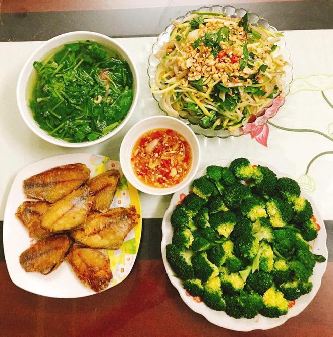 Chi 7 triệu/tháng tiền chợ cho nhà 4 người, mẹ đảm Sài Gòn ngày nào cũng nấu cơm nhà thịnh soạn, bố mẹ chồng mê tít 23