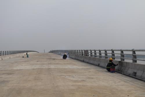 Ngày 7/10, cầu Việt Trì – Ba Vì gần 1.500 tỷ đồng chính thức thông xe 1