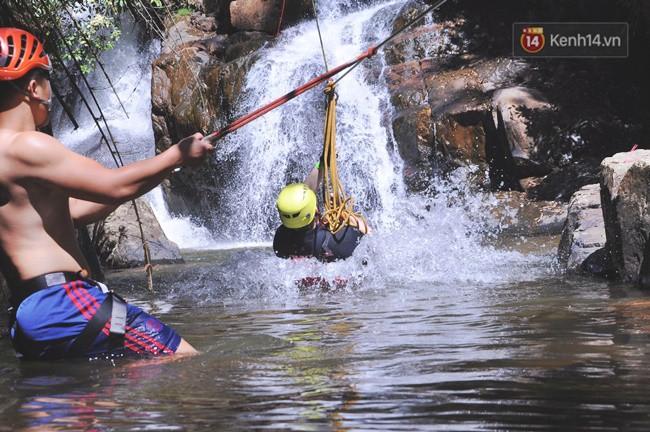 Trò chơi mạo hiểm thác Datanla ở Đà Lạt nguy hiểm như thế nào khiến 4 du khách nước ngoài tử vong? 11