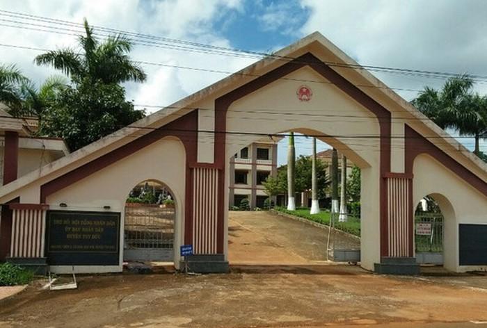 Đắk Nông: Tạm đình chỉ công tác 15 ngày với 1 Chủ tịch UBND huyện  1