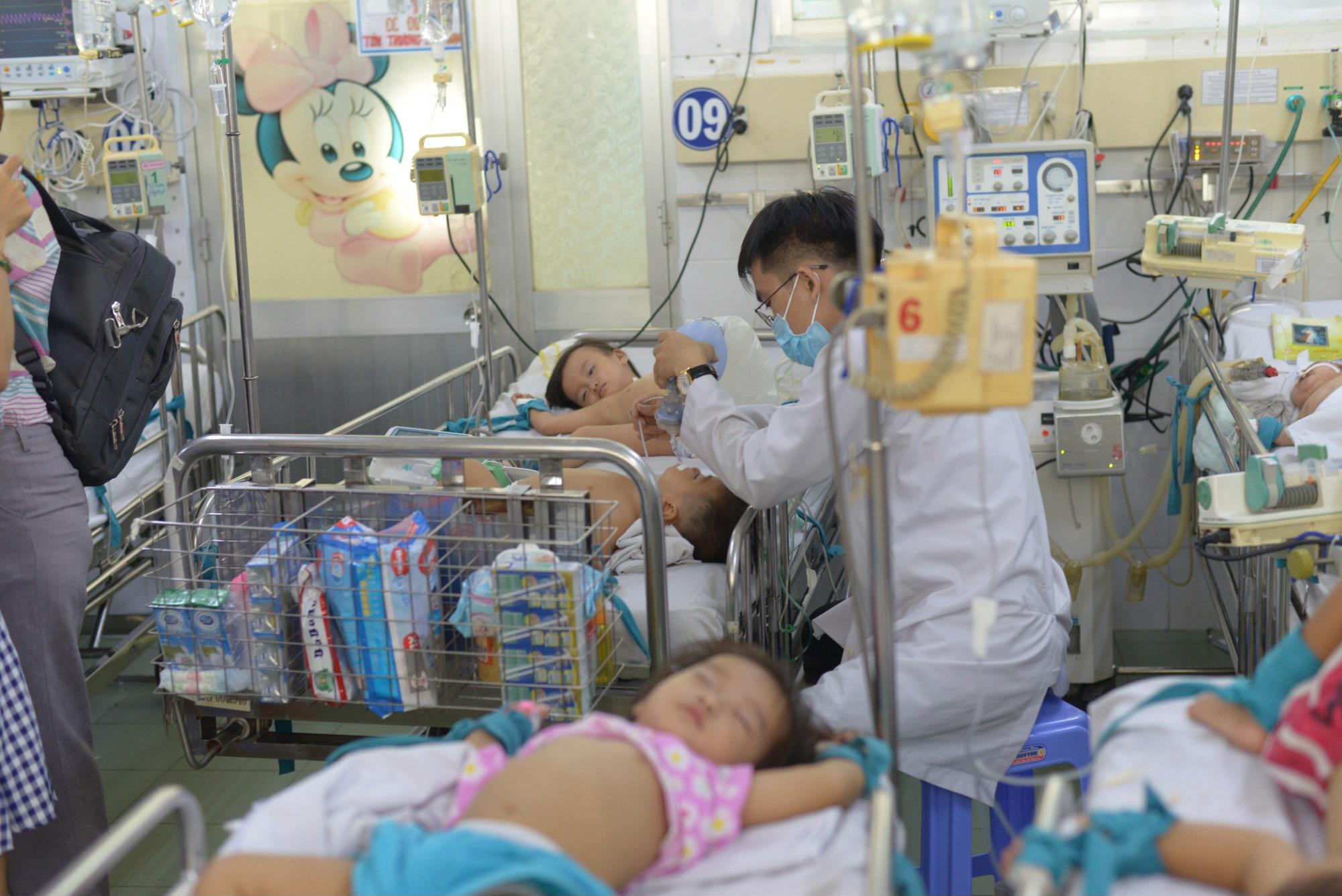 Bộ Y tế gửi công văn khẩn về phòng chống dịch tay chân miệng 1