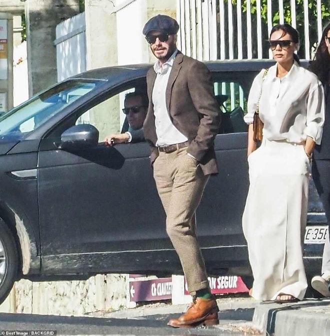 David Beckham sẽ sánh đôi cùng Tiểu Vy trong sự kiện ra mắt xe VinFast chiều nay 2