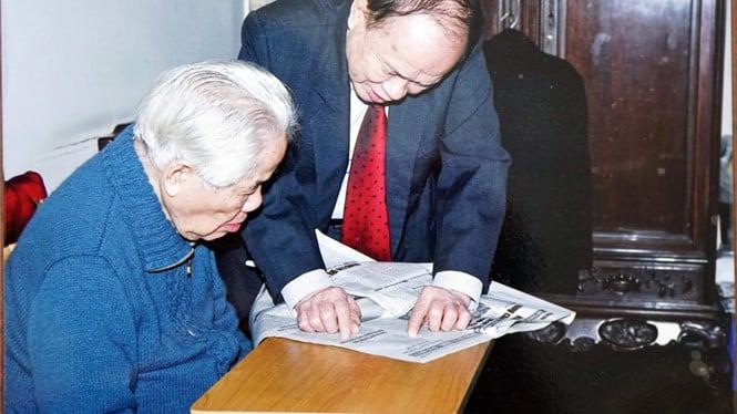 Hình ảnh Những chuyện ít biết về cố Tổng Bí thư Đỗ Mười qua lời kể của trợ lý số 1