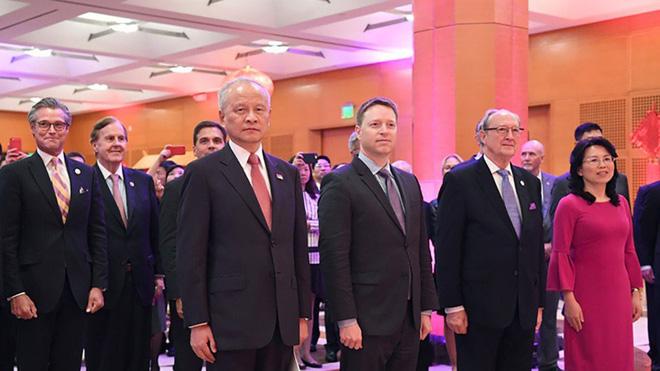 Quan chức Mỹ: Washington coi Bắc Kinh là đối thủ cạnh tranh, chứ không phải là đối tác 2