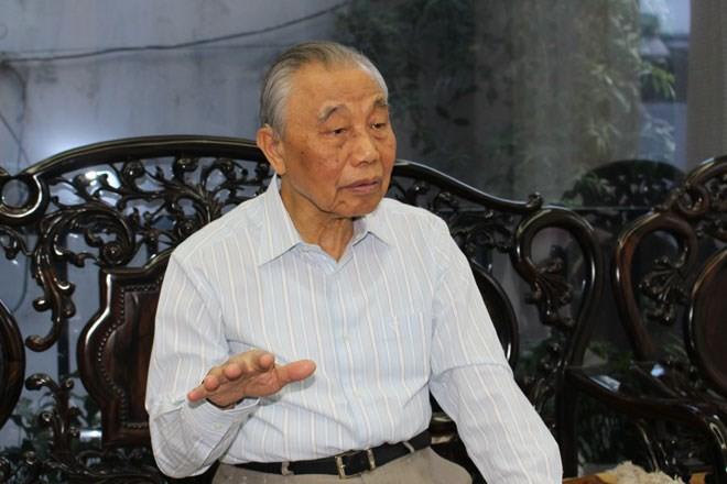 Nguyên Phó Thủ tướng Nguyễn Mạnh Cầm kể về những cuộc gọi lúc 2-3 giờ sáng của ông Đỗ Mười 2