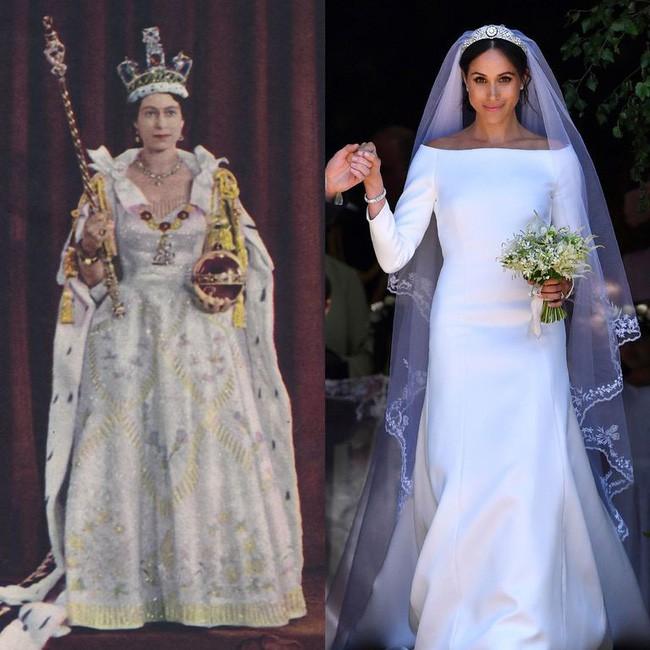Hơn 4 tháng sau đám cưới, Meghan tiết lộ bí mật giấu bên trong chiếc váy cưới hơn 6 tỷ đồng khiến người hâm mộ