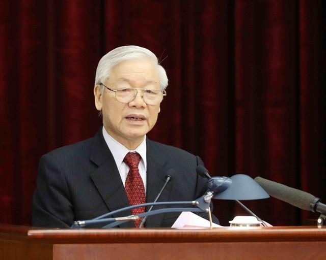 Toàn văn phát biểu của Tổng Bí thư Nguyễn Phú Trọng khai mạc Hội nghị Trung ương 8 1