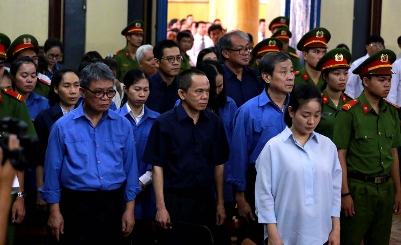 Hình ảnh Ngày 22/10, xét xử phúc thẩm Hứa Thị Phấn cùng đồng phạm số 2